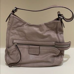 Marc by Marc Jacobs Moto Hobo Leather Bag